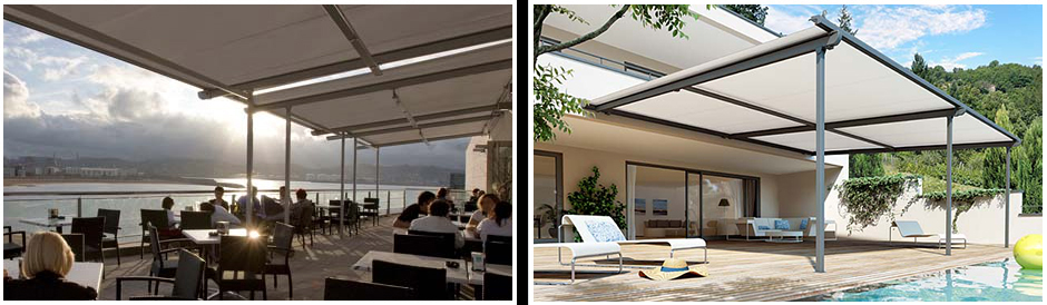 Sound Shade And Shutter Awnings Terrace Awnings