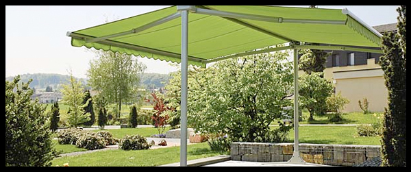 Ombramobil Mobile Awning